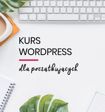 Kurs WordPress dla początkujących